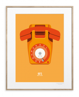 60 TELEPHONE 2 ORANGE