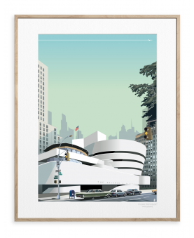 THE GUGGENHEIM MZ