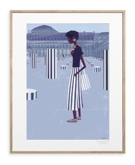 PARIS BUREN PALAIS ROYAL