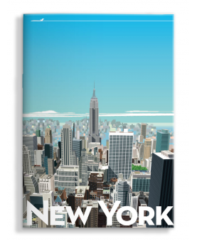 NEW YORK DOUBLE COUVERTURE