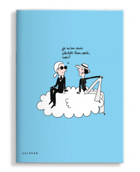 KARL DOUBLE COUVERTURE