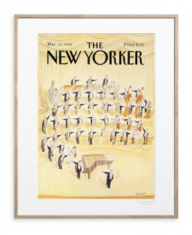 THE NEWYORKER 36 SEMPE ORCHESTRE