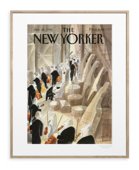 THE NEWYORKER 38 SEMPE COULISSE