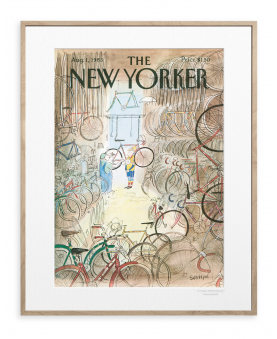 THE NEWYORKER 59 SEMPE GARAGE VELOS 1983