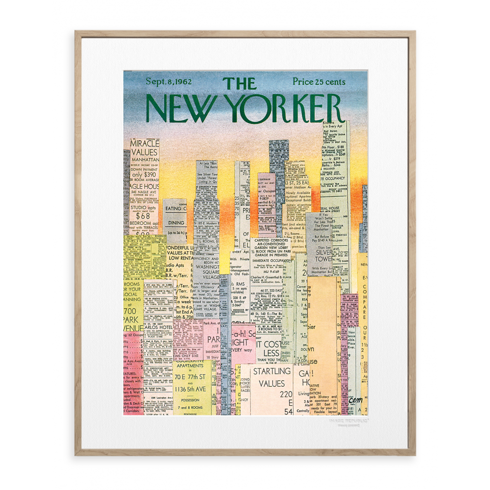 the new yorker essays