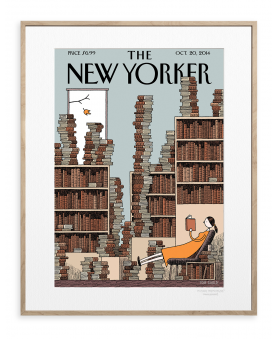 THE NEWYORKER 66 GAULD FALL LIBRARY 2014
