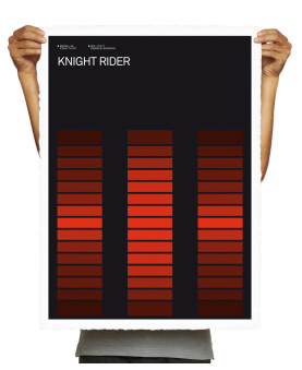 EXERGIAN TV KNIGHT RIDER
