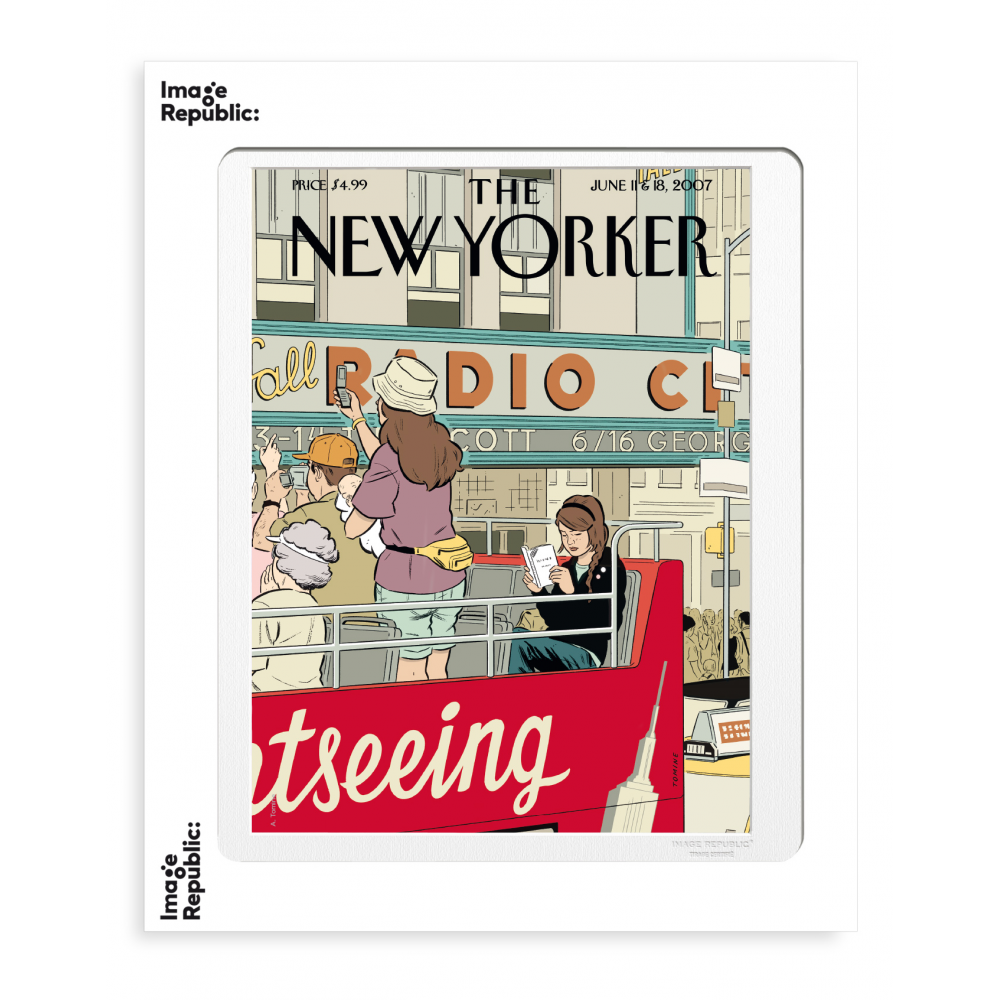 THE NEWYORKER 17 TOMINE BUS